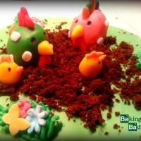 Hühner Torte