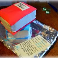 Die Klassenbuch-Torte