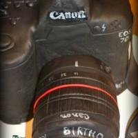 Kamera Torte