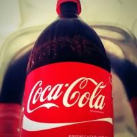 Colaflasche