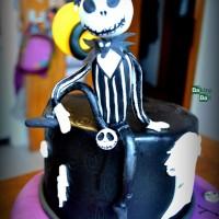 Tim Burton Torte